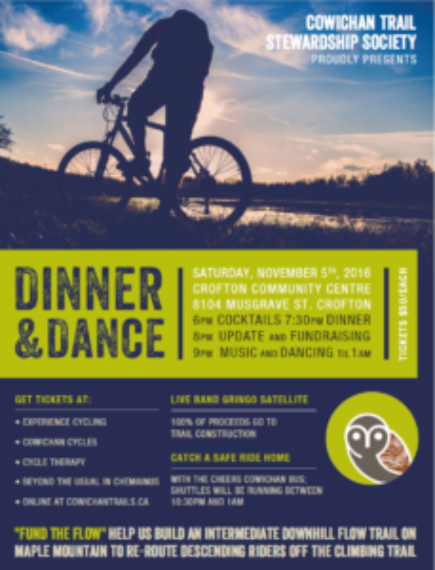 Fundraiser Dinner and Dance
